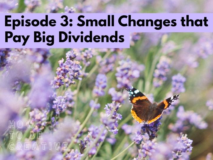 第3集:支付大股息的小变化