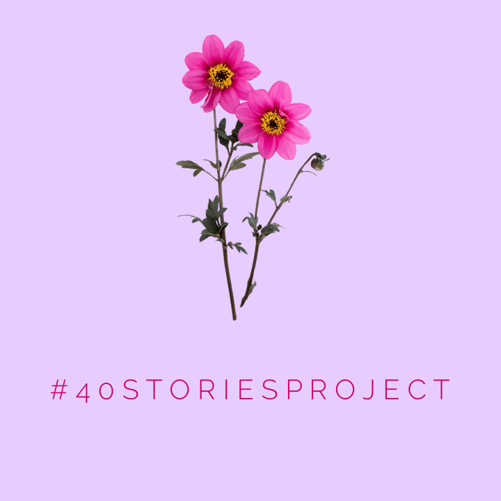 #40StoriesProject